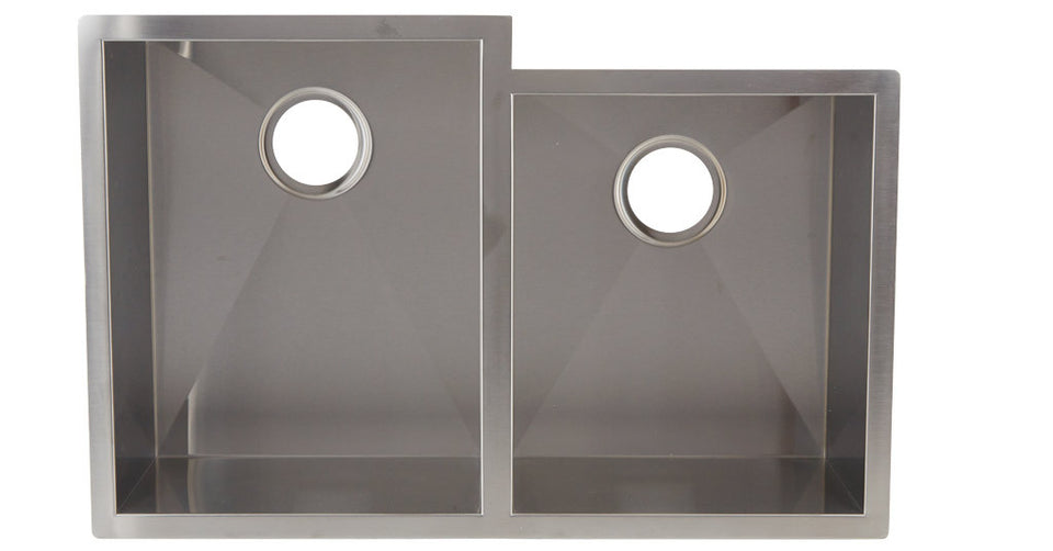 DAX-SQ-3120 DOUBLE UNDERMOUNT SINK