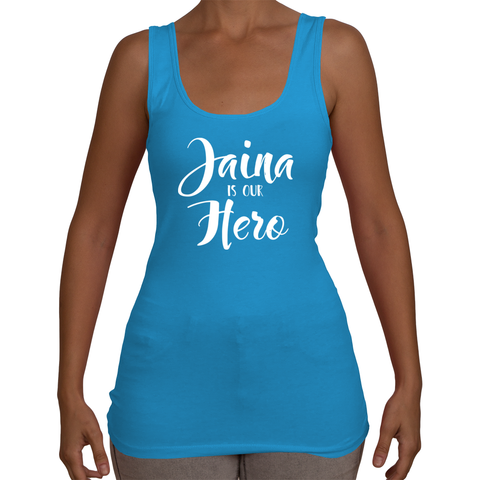 Jaina is Our Hero Women's Tank Top