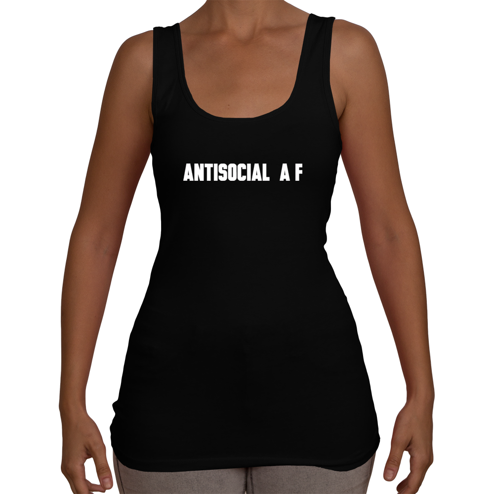 Antisocial Tank Top
