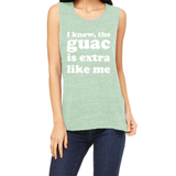 The Guac is Extra Like Me Tank