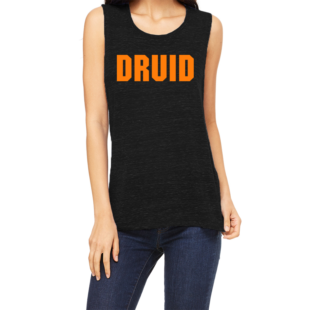 Team Druid Women's Muscle Tank