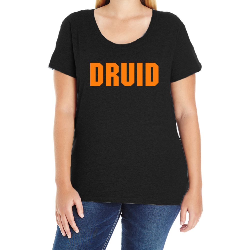 Team Druid Women's Plus T-Shirt