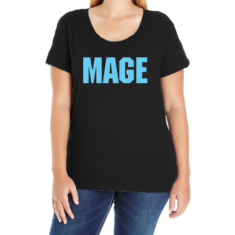 Team Mage Women's Plus T-Shirt