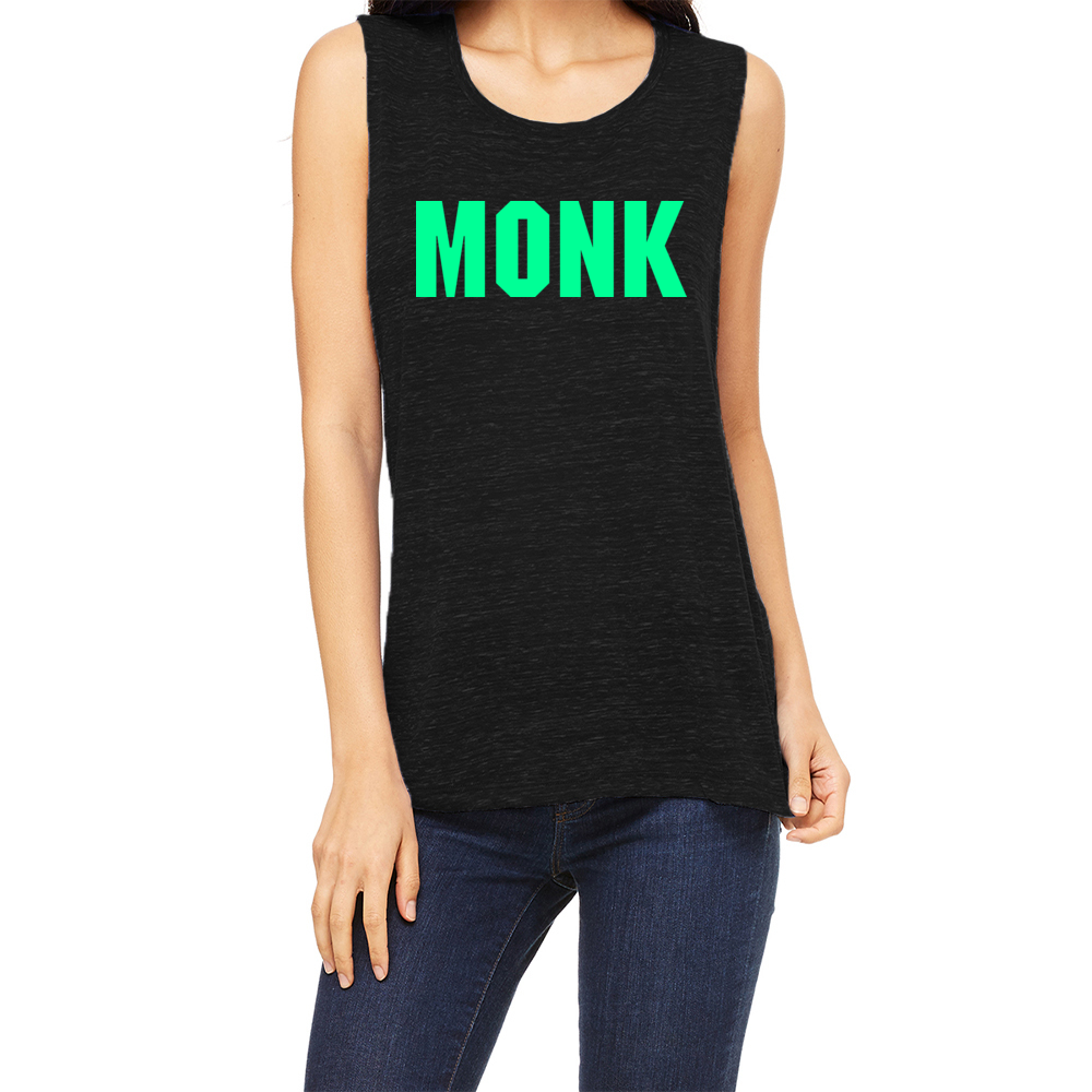 Team Monk Women's Muscle Tank