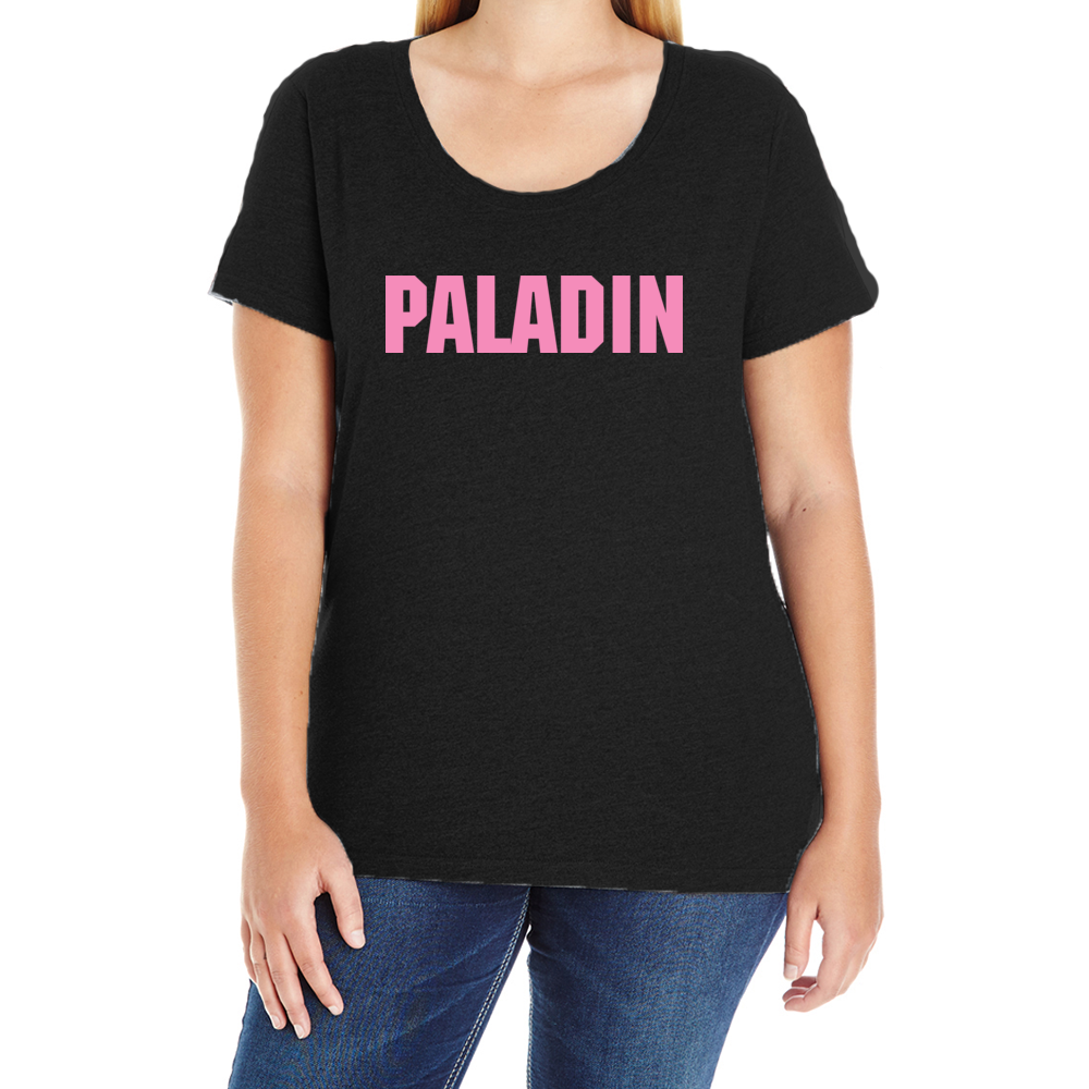 Team Paladin Women's Plus T-Shirt