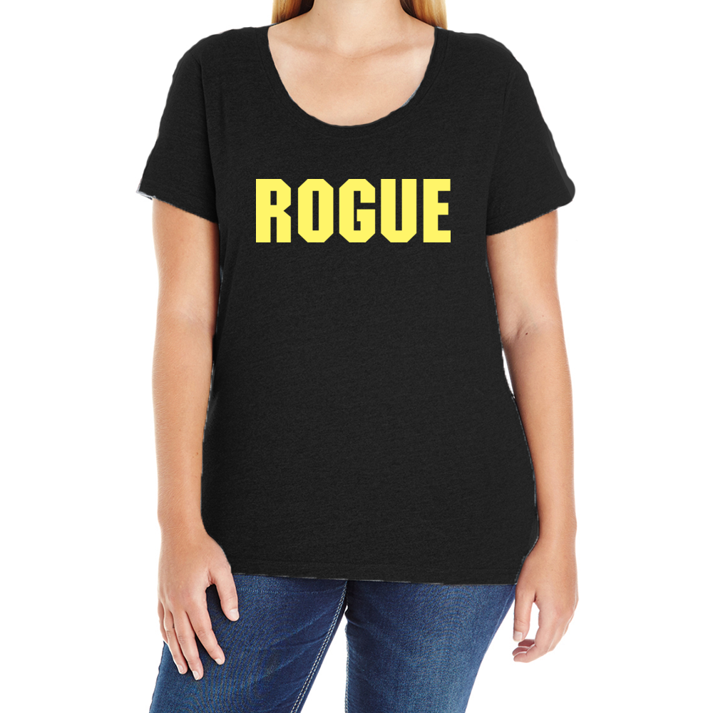 Team Rogue Women's Plus Tee
