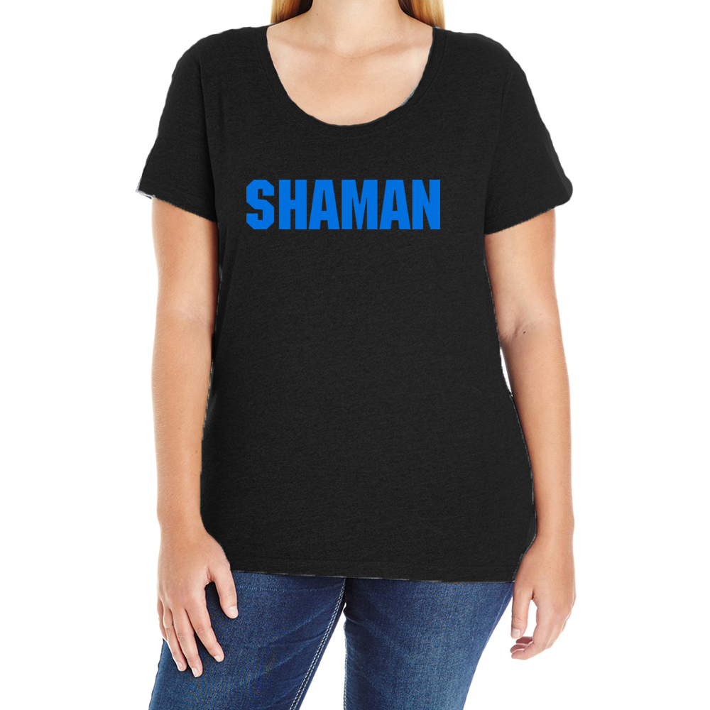 Team Shaman Women's Plus T-Shirt