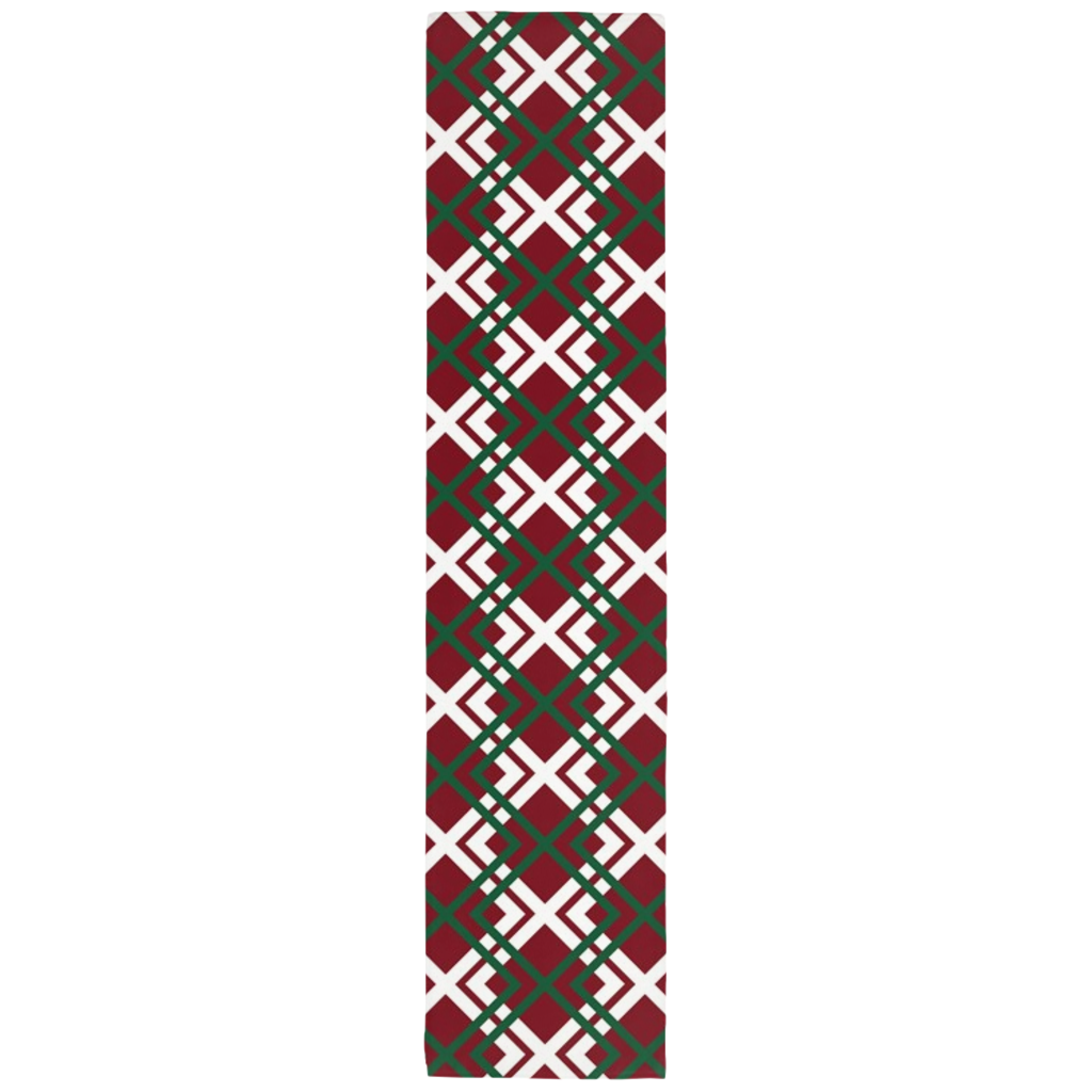 Holiday Hectic Table Runner