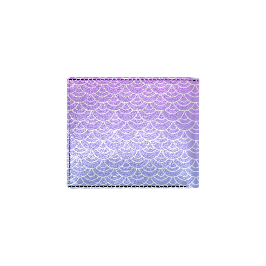 Pink and Lilac Sea Siren Wallet