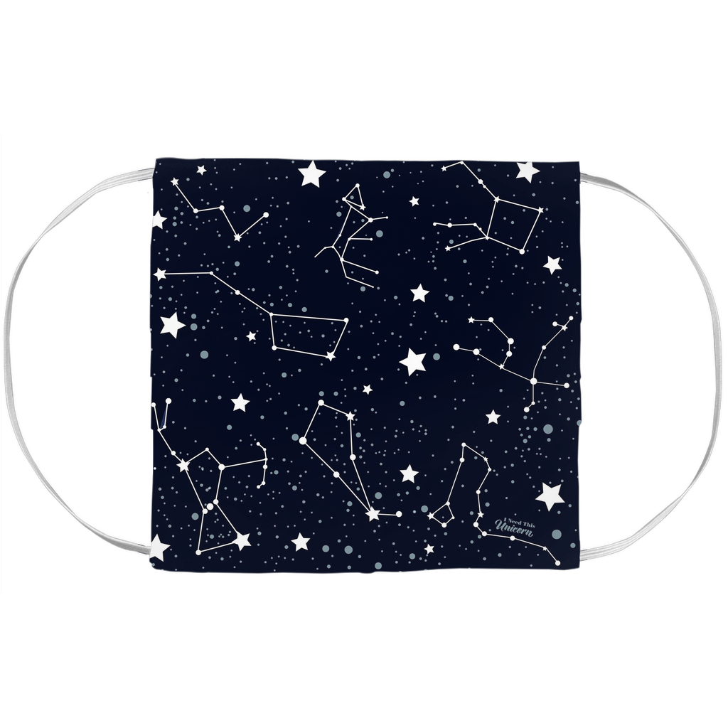 Constellations Face Mask Cover