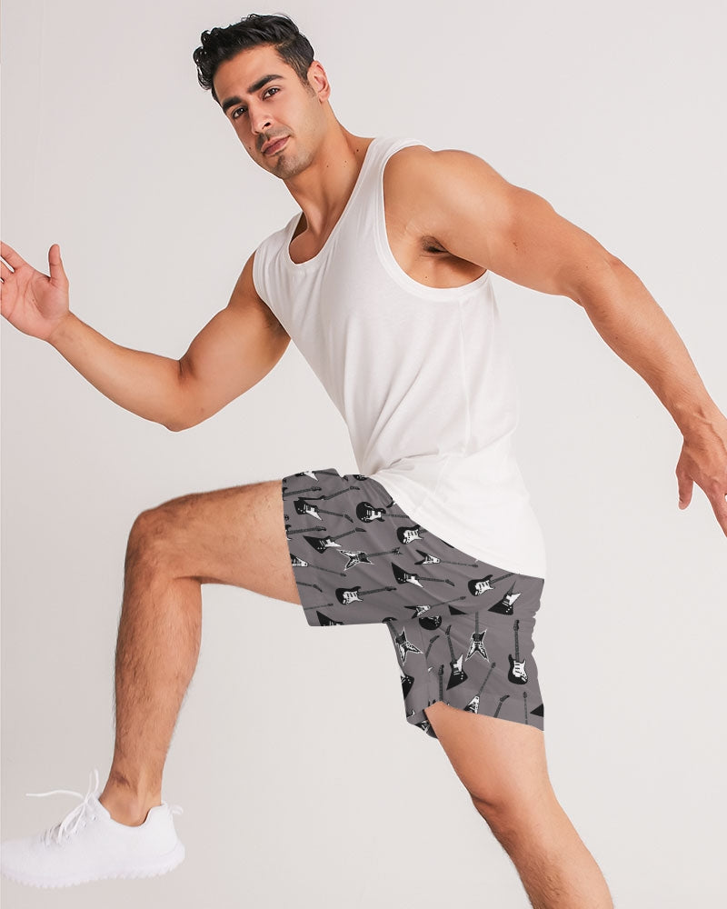Guitar-a-palooza Men's Jogger Shorts