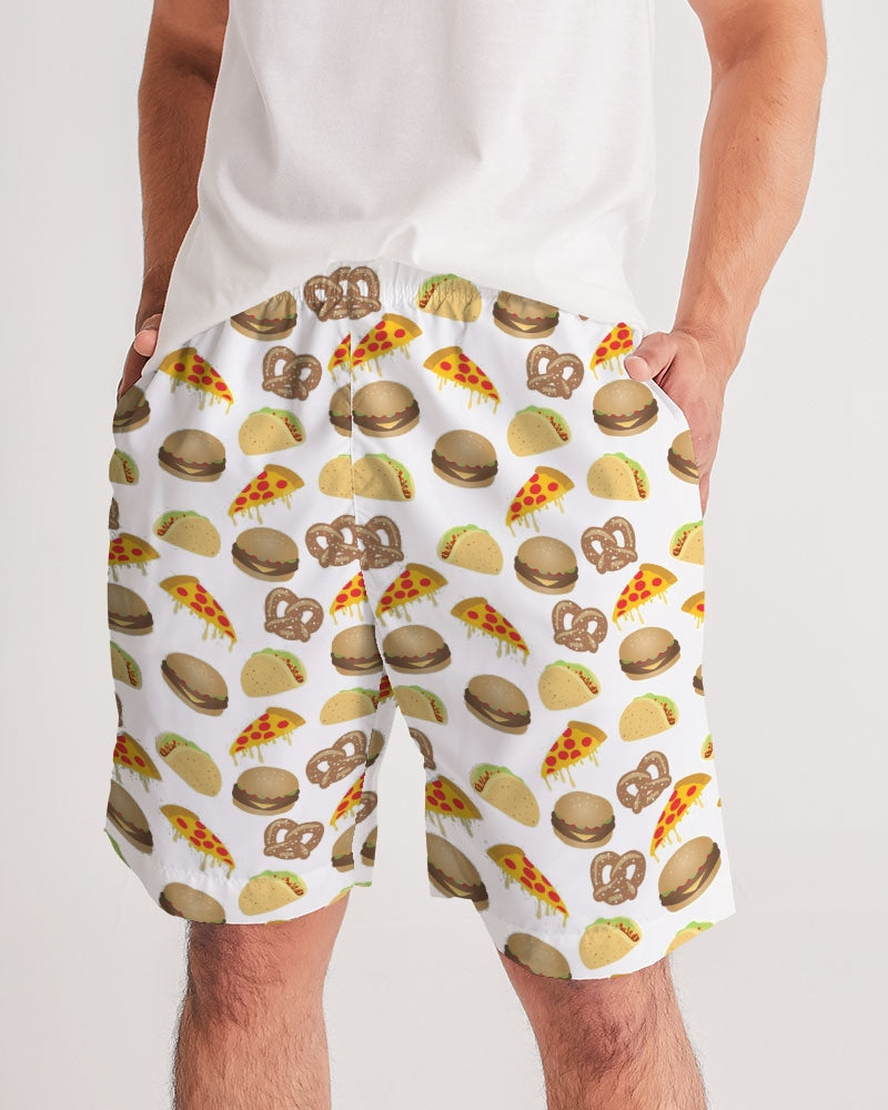 Food Court Men's Running Shorts