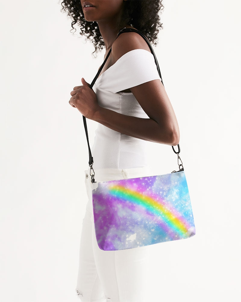 Pastel Galaxy Daily Zip Pouch