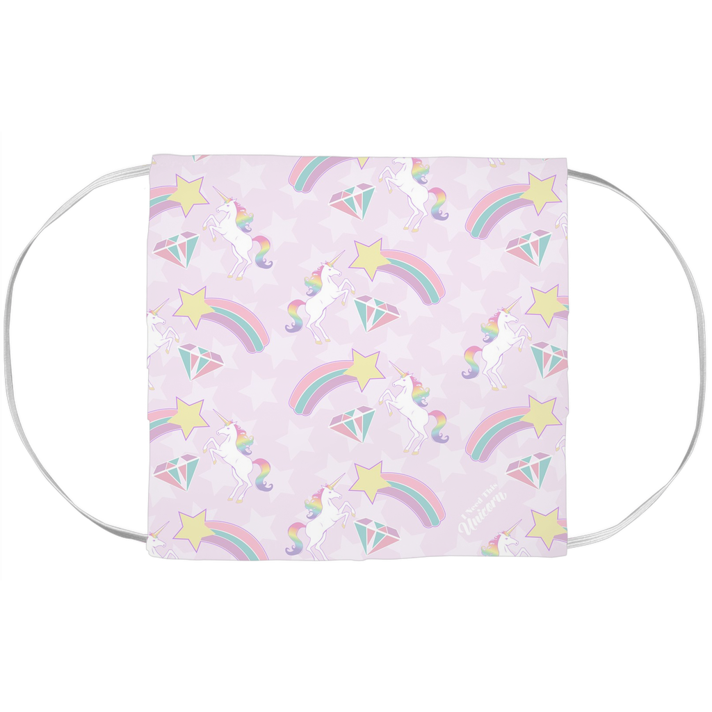 Unicorn Dream Face Mask Cover