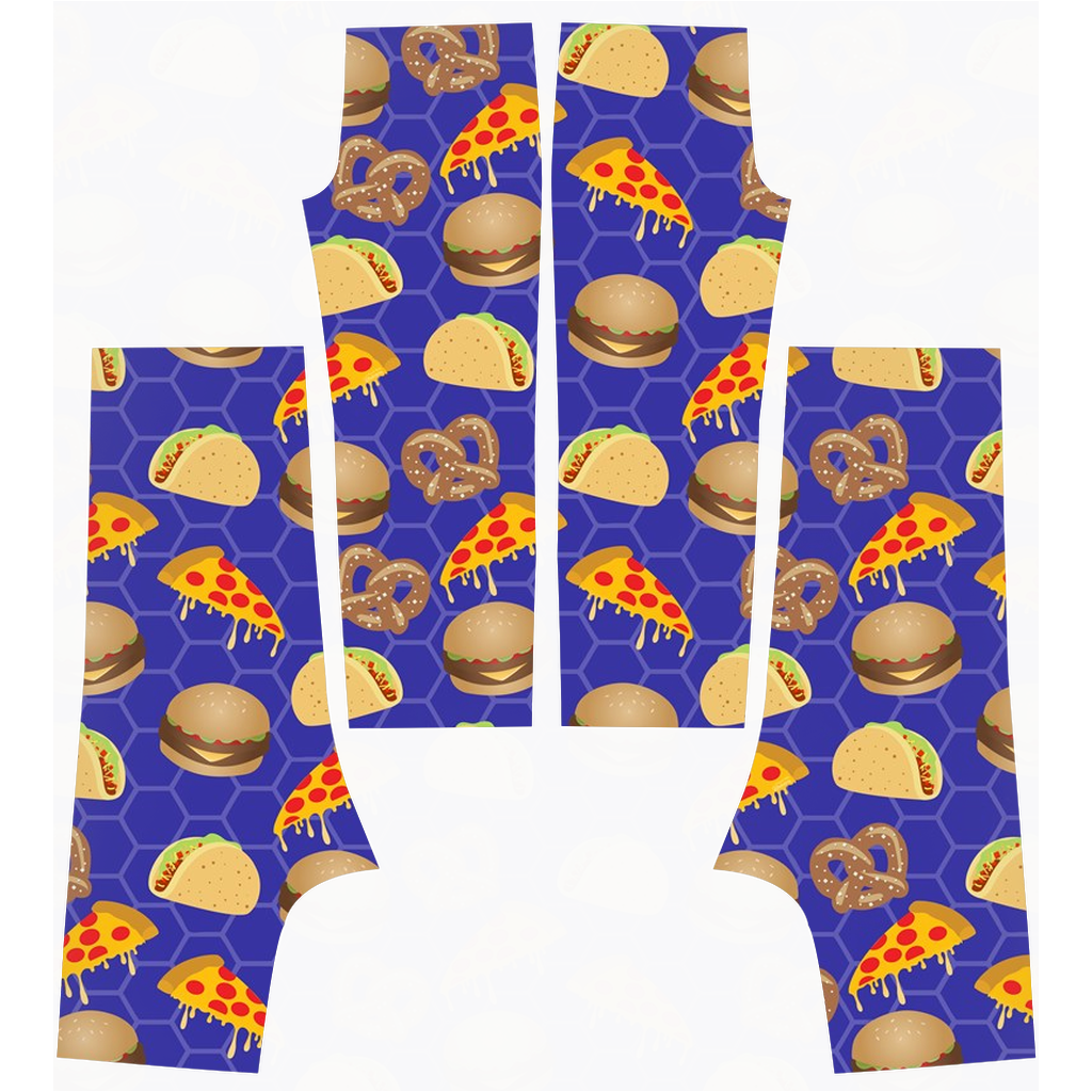 Junk Food Pajama Bottoms (Men & Women)