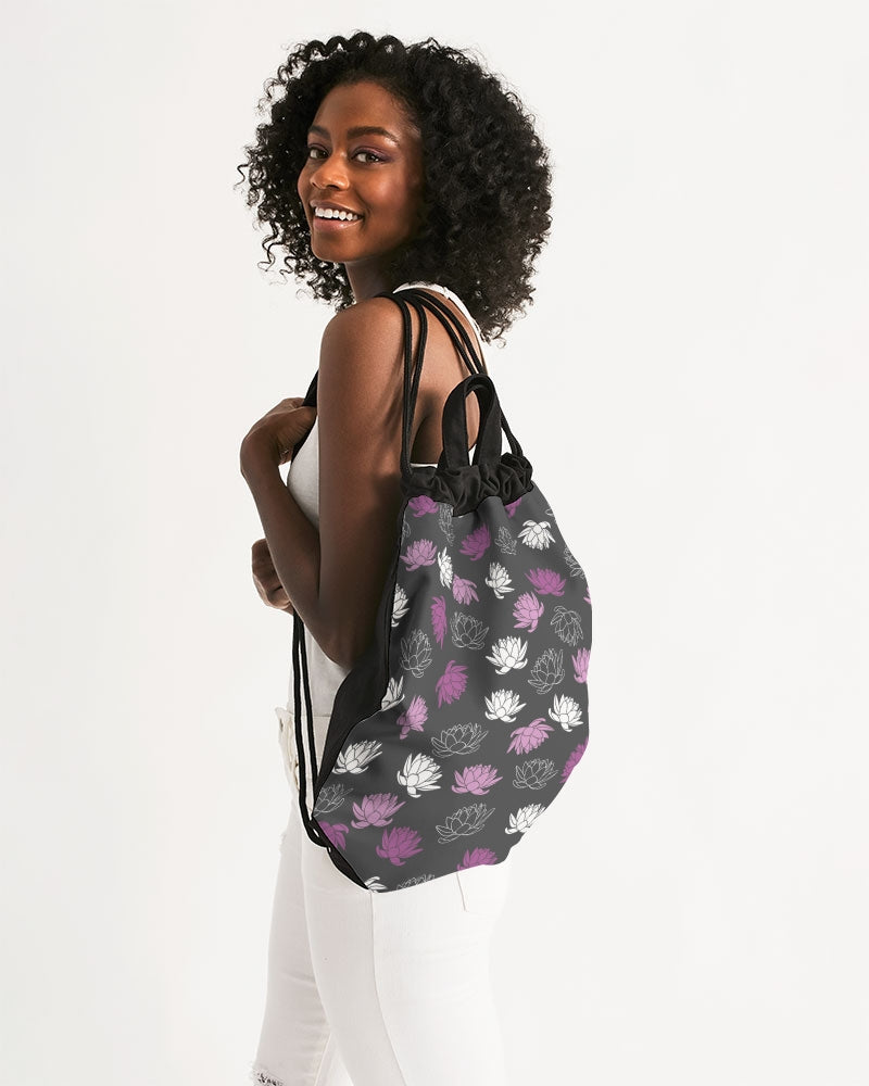 Namaslay Canvas Drawstring Bag