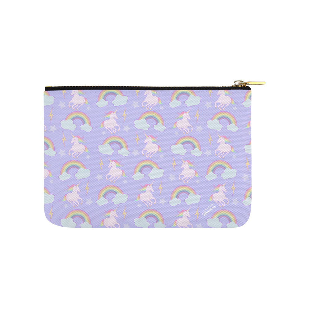 Unicorns and Rainbows Makeup Pouch
