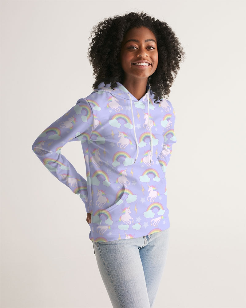 Unicorns & Rainbows Women's Hoodie