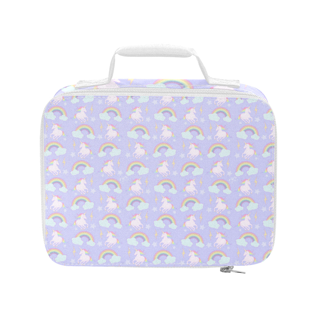 Unicorns & Rainbows Travel Case
