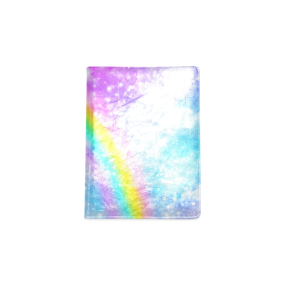 Pastel Galaxy Notebook