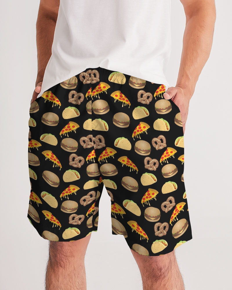 Fast Food Men's Jogger Shorts