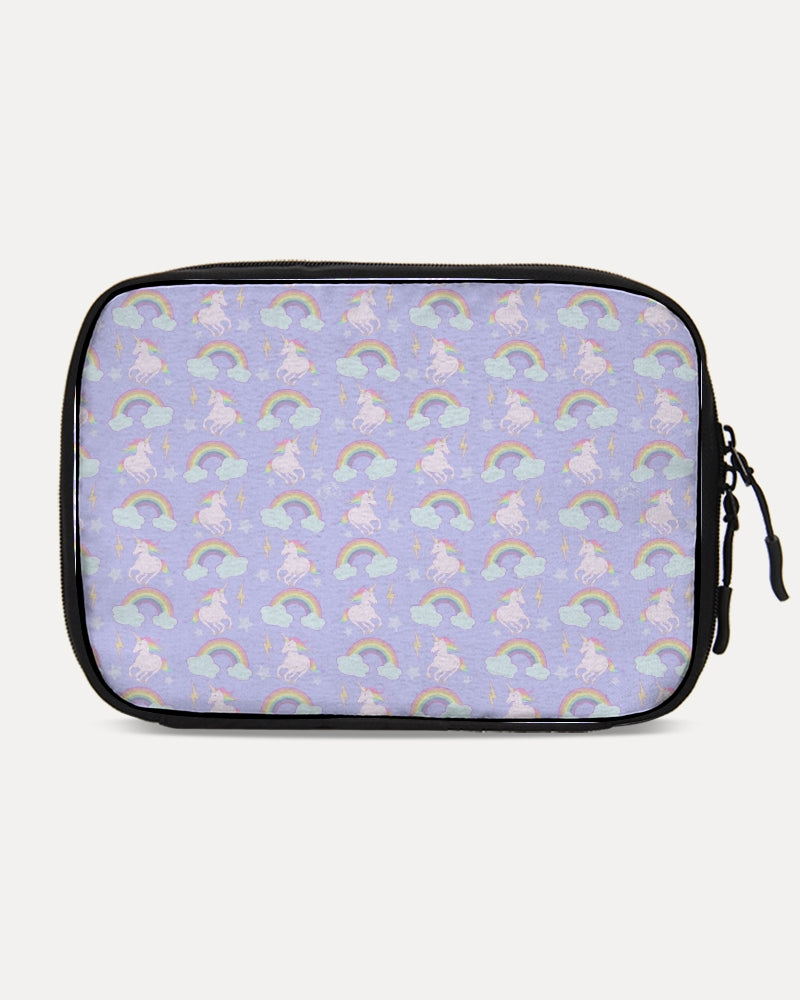 Unicorns & Rainbows Large Travel Organizer