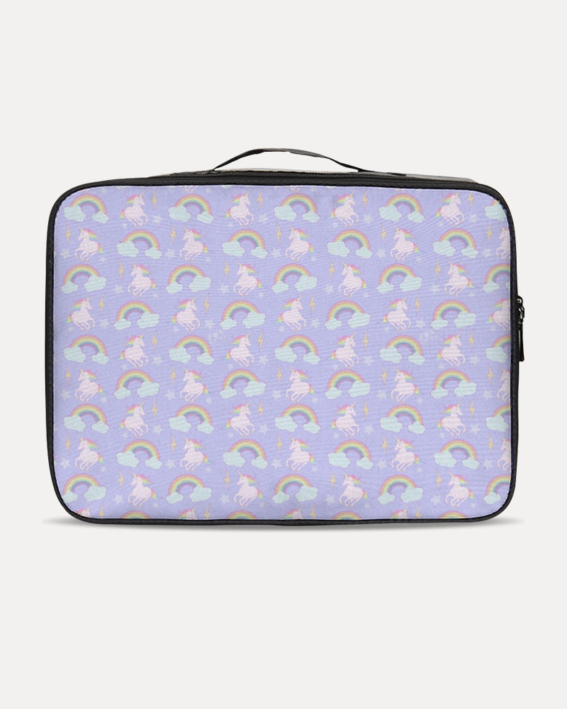 Unicorns & Rainbows Jetsetter Travel Case