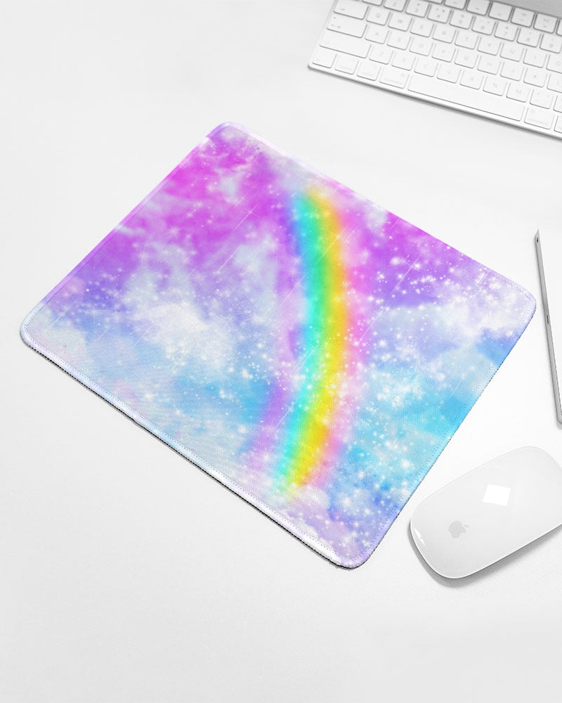 Pastel Galaxy Mouse Pad
