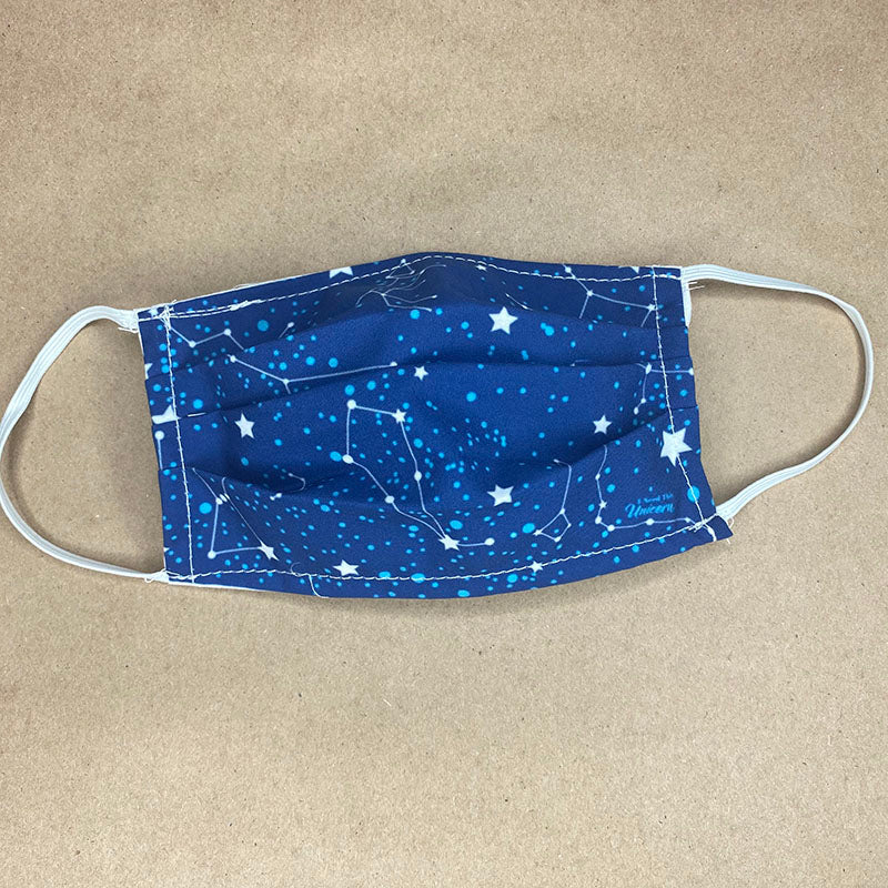 Starry Constellation Face Mask Cover