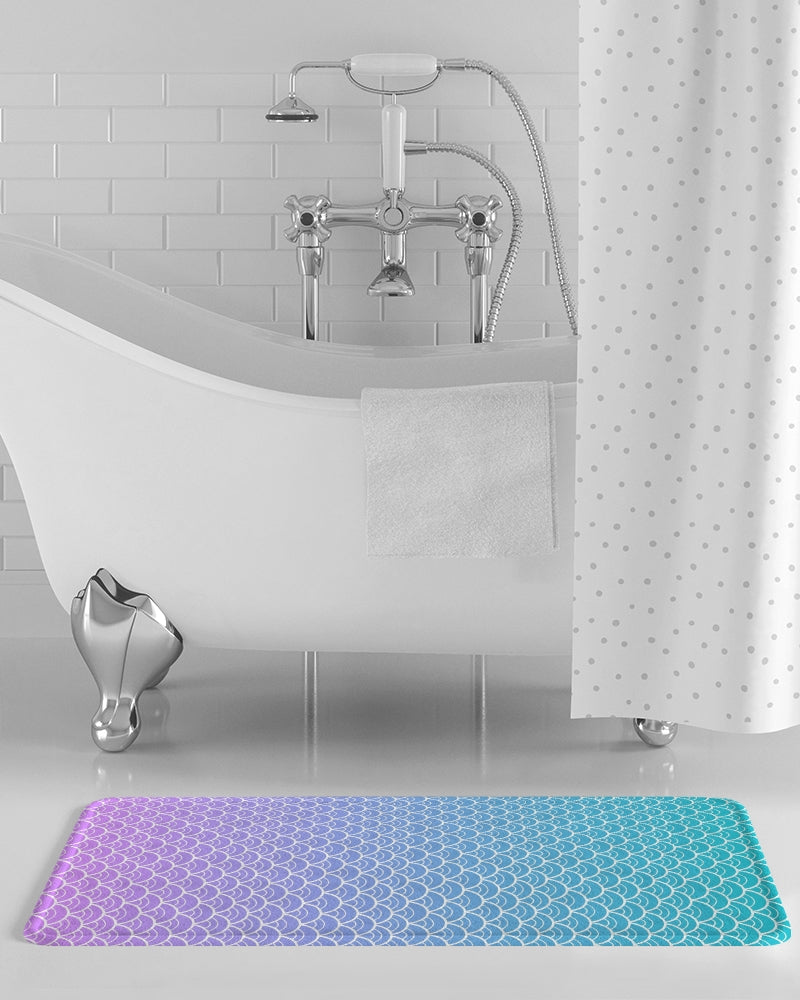 Sea Siren Bath Mat