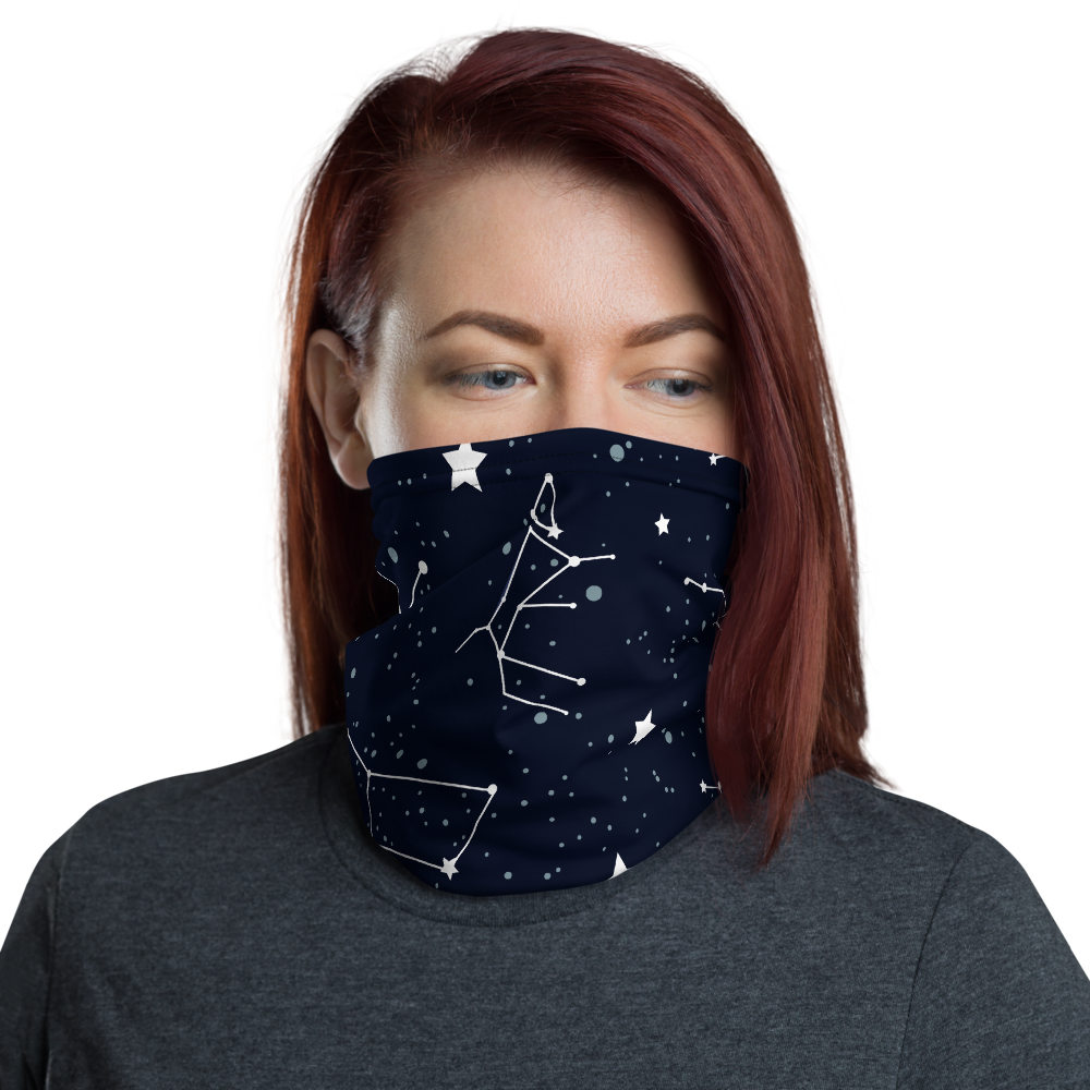 Constellations Neck Gaiter