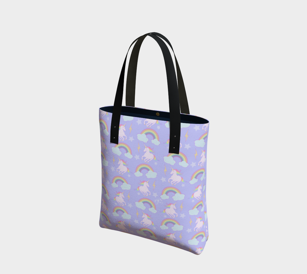 Unicorns & Rainbows Tote bag