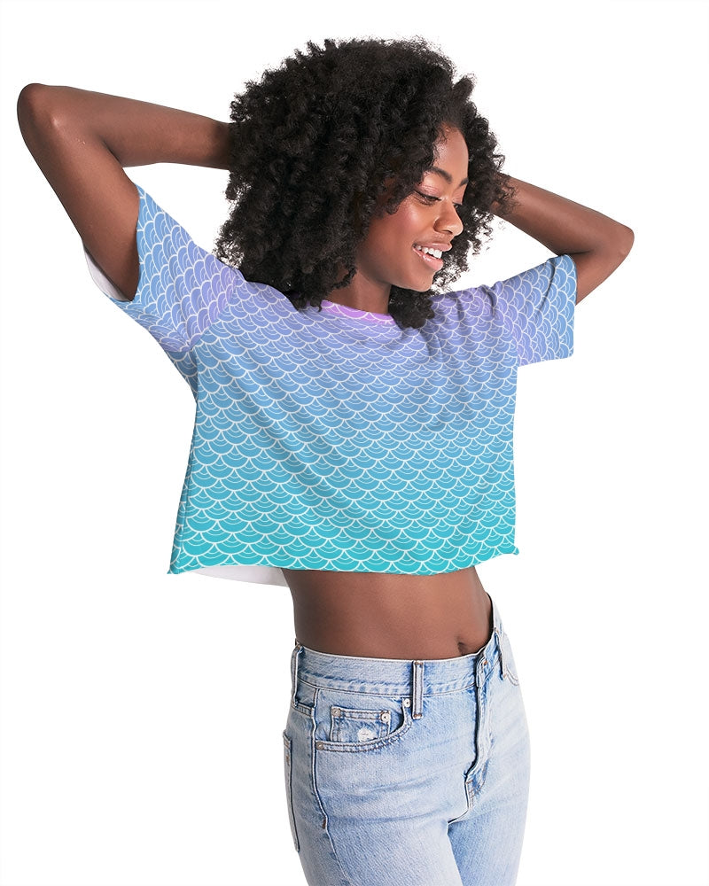 Sea Siren Women's Lounge Cropped Tee