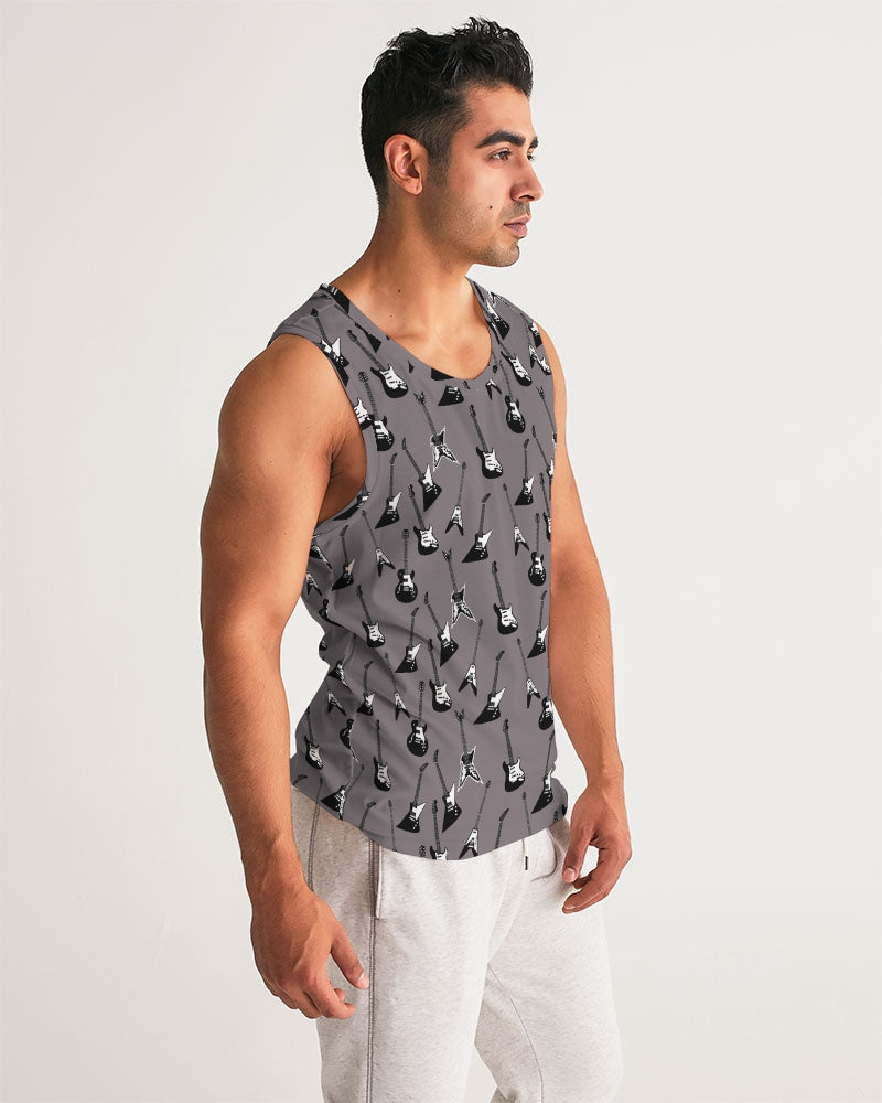 Guitar-a-palooza Men's Sports Tank