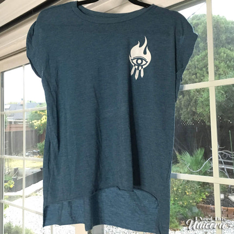 Mage Emblem Women's Muscle Tee