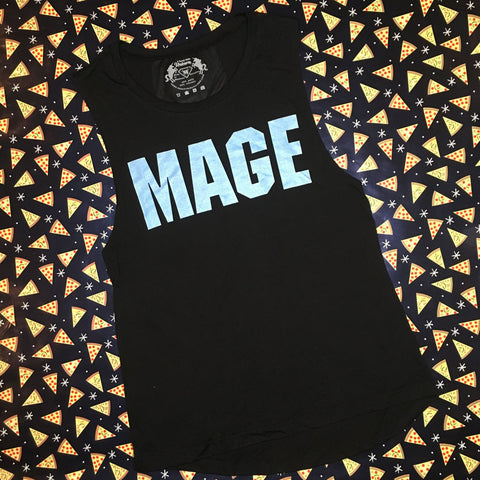 Team Mage Women's Muscle Tank Top
