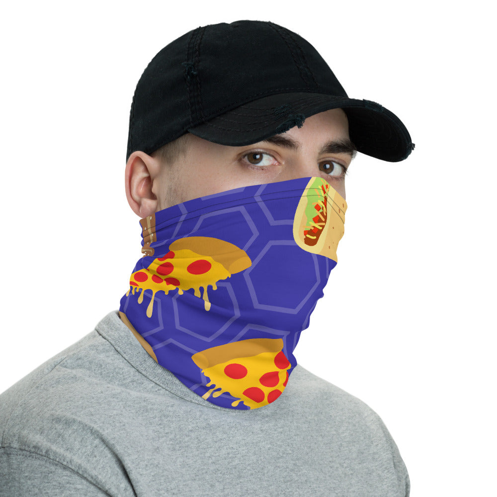Junk Food Neck Gaiter