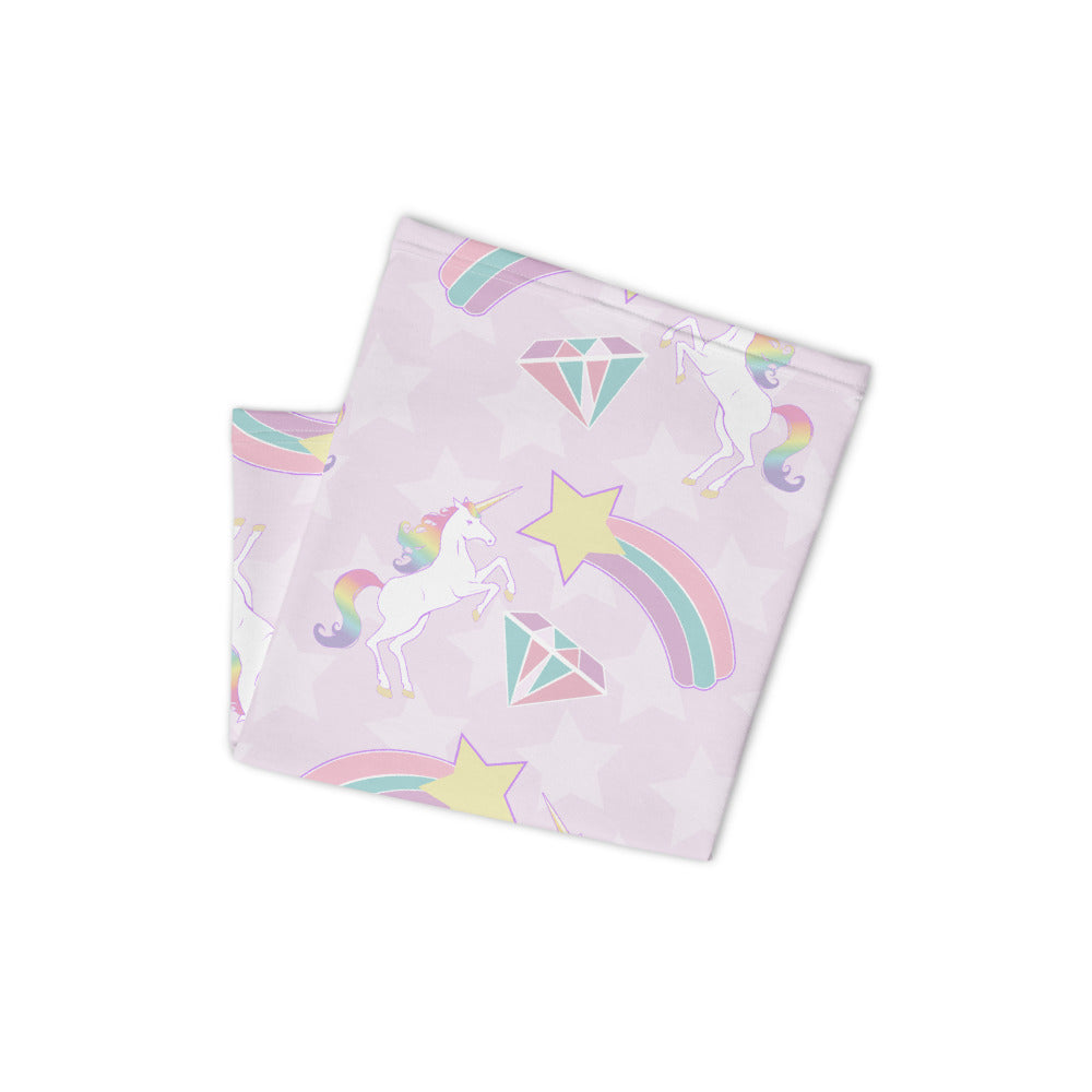 Unicorn Dream Neck Gaiter