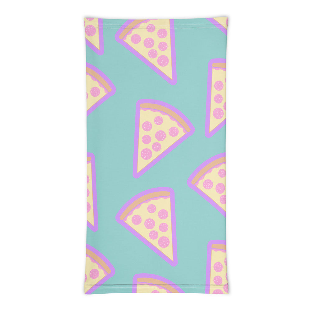 Pizza Time Neck Gaiter