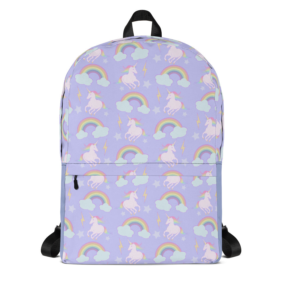Unicorns & Rainbows Backpack
