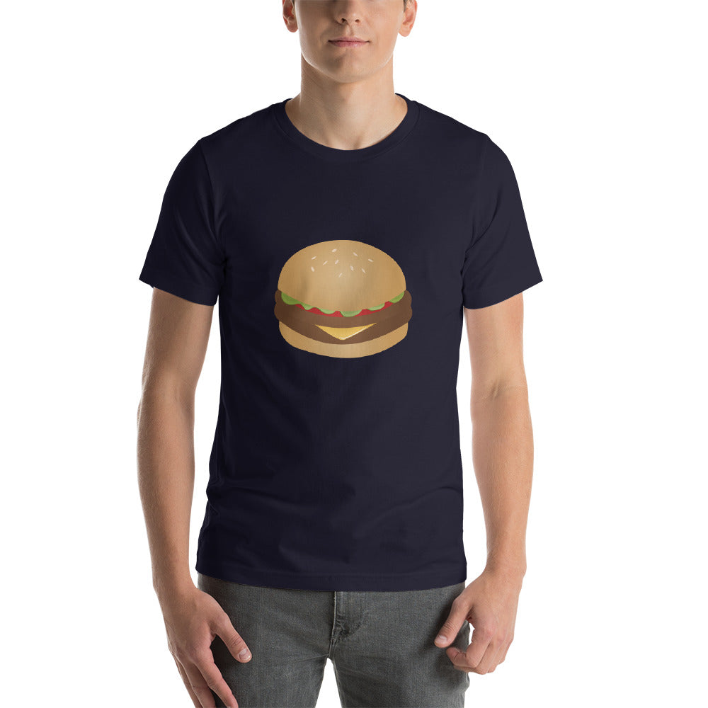 Double Cheeseburger Men's T-Shirt