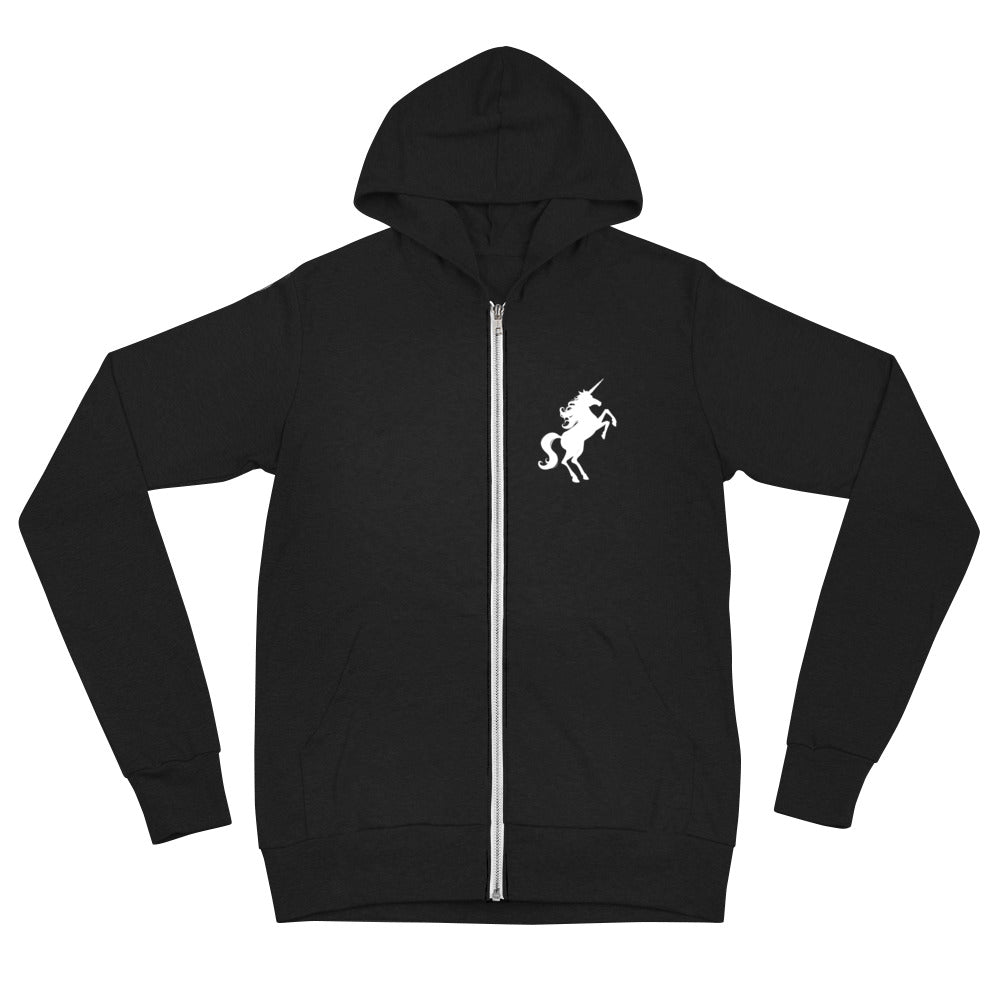 I Need This Unicorn Zip Hoodie