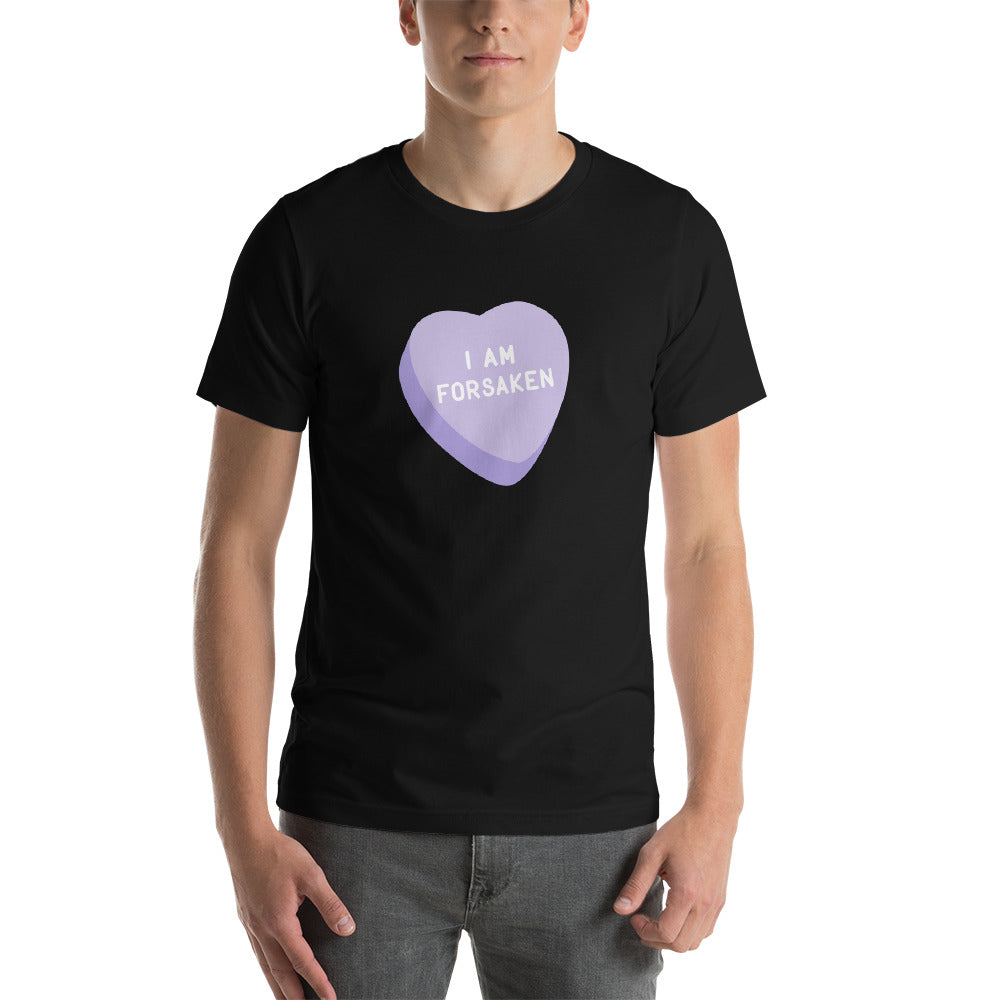 Forsaken Candy Heart Men's T-Shirt