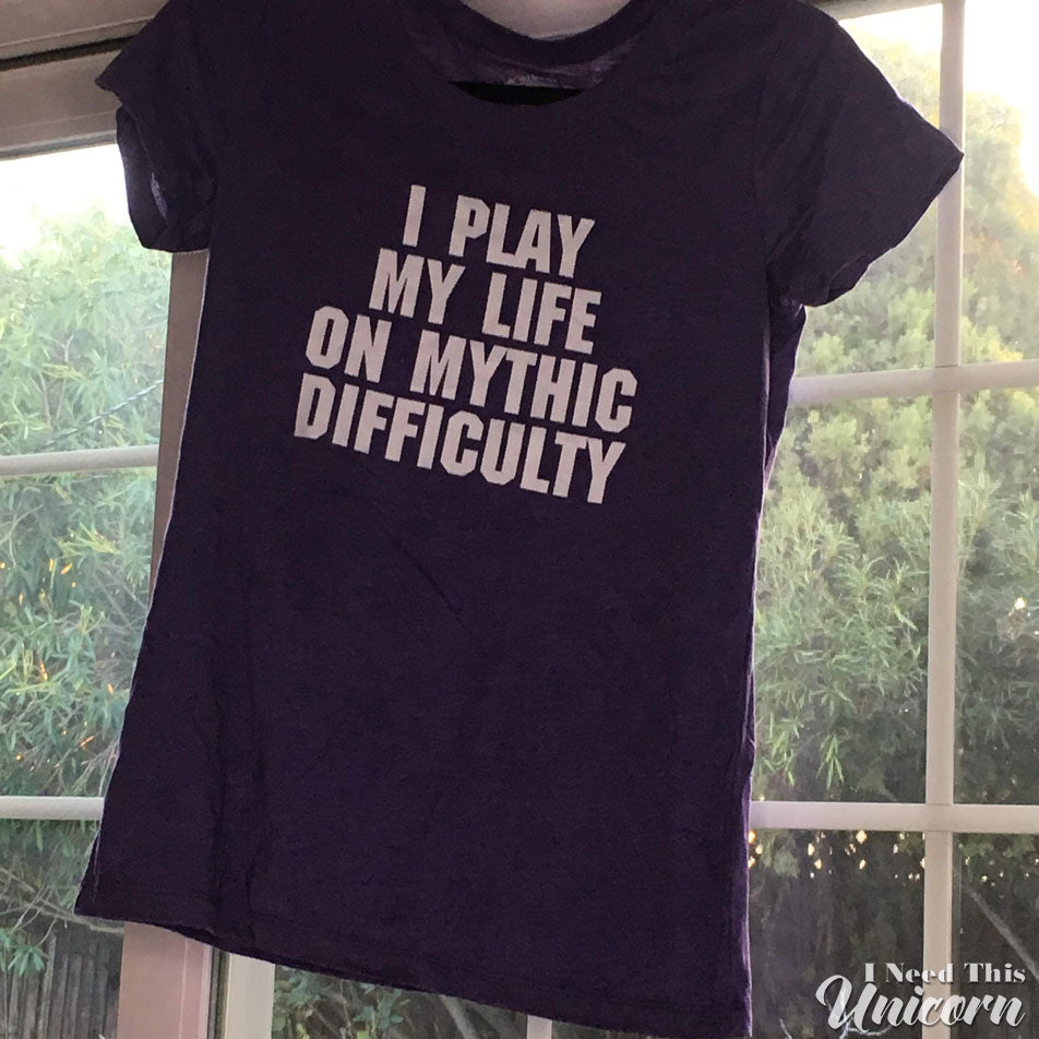 Mythic Ladies' Short Sleeve T-Shirt