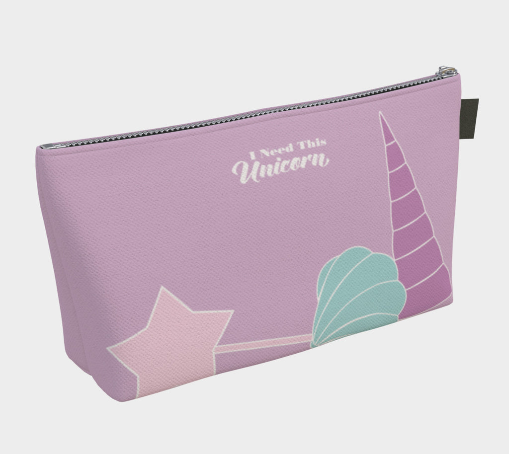 Mythical Creatures Cosmetic Bag
