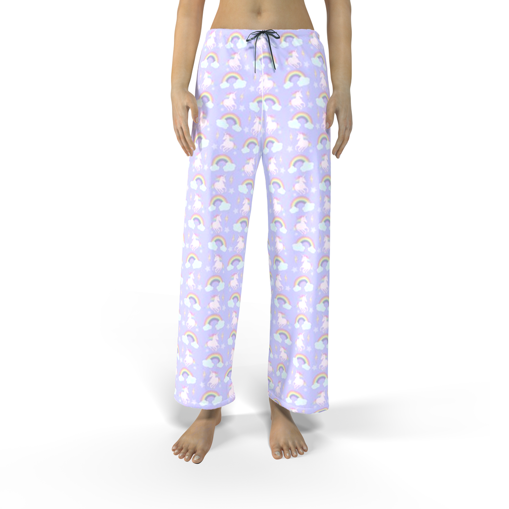 Unicorns & Rainbows Pajamas (Men & Women)