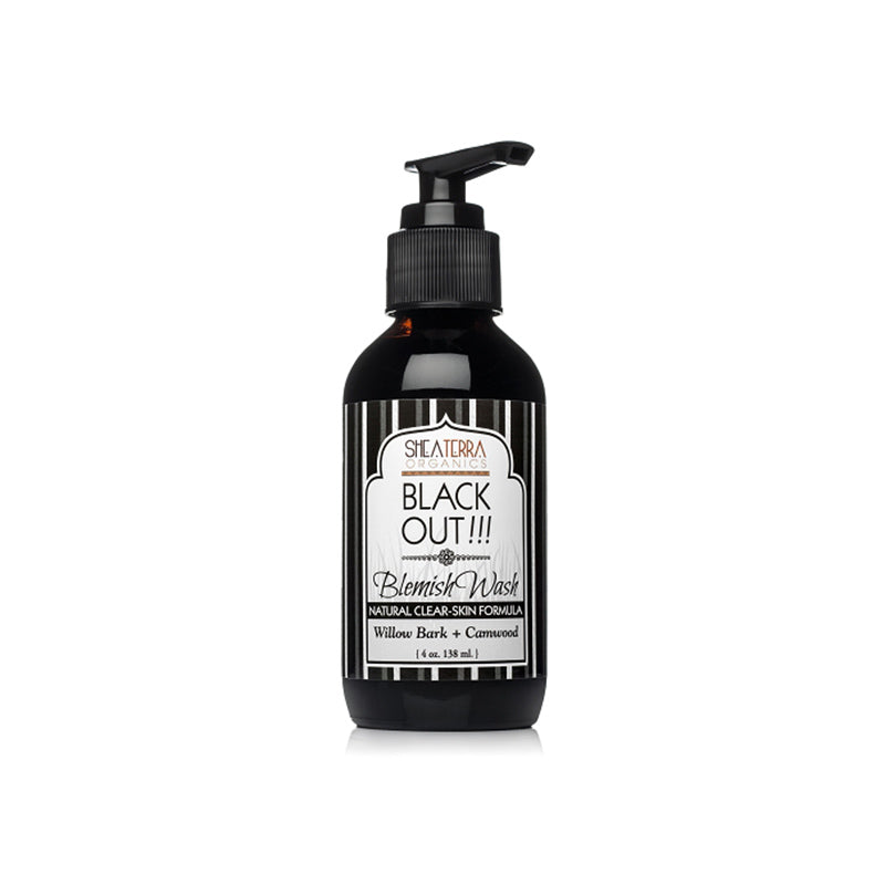 Black Out Blemish Wash 135ml