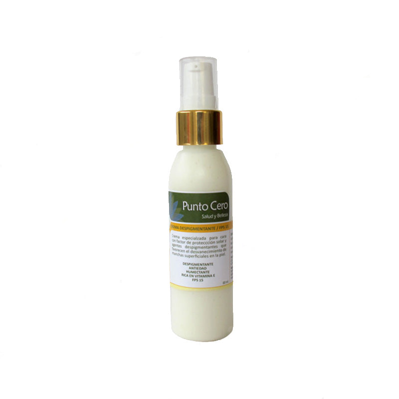 Crema Despigmentante FPS 15 60ml