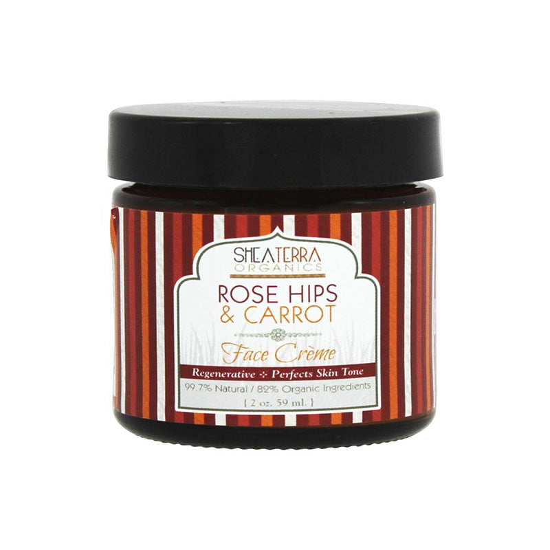 Rose Hips & Carrot Face Creme