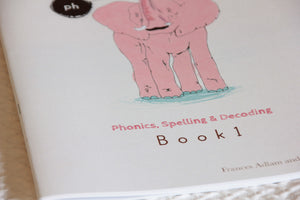 The Bridge to Phonics | Book 1 | Spelling and Reading     SOLD OUT